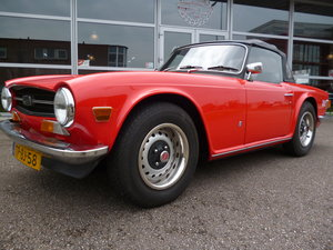 1973 TR6  For Sale