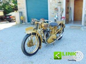 MOTOSACOCHE 350 SS, anno 1928, produzione svizzera, restaur