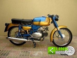 Motobi Catria tipo Lusso 175 4T (1960) TARGA ORO ASI For Sale