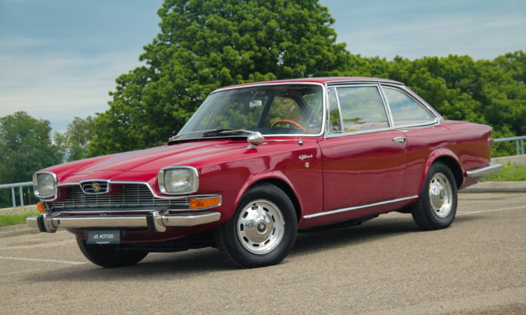 1967 Exceptionnal rare GLAS 2600 V8 Coupé For Sale (picture 1 of 6)