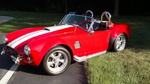 1965 Shelby Cobra Factory 5 Replica (Brighton, MI)