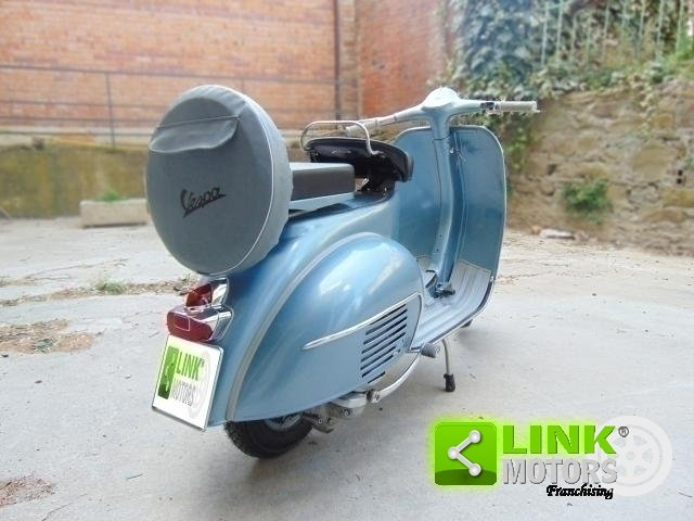 Piaggio Vespa VBB, anno 1961, completamente restaurata, isc For Sale (picture 3 of 6)