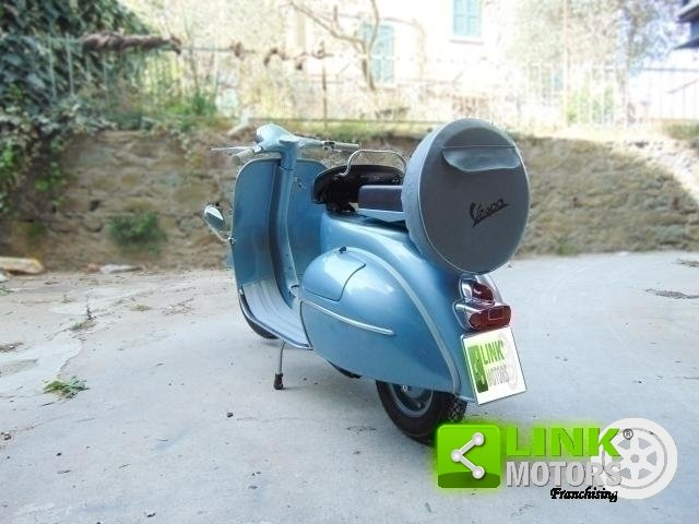 Piaggio Vespa VBB, anno 1961, completamente restaurata, isc For Sale (picture 4 of 6)