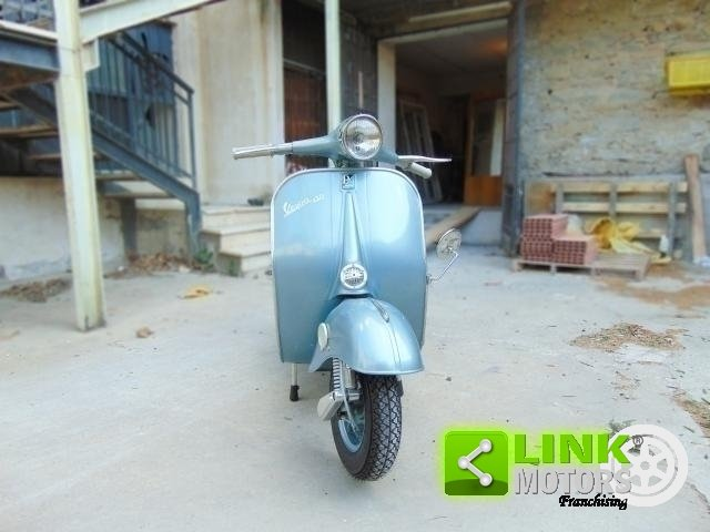 Piaggio Vespa VBB, anno 1961, completamente restaurata, isc For Sale (picture 5 of 6)
