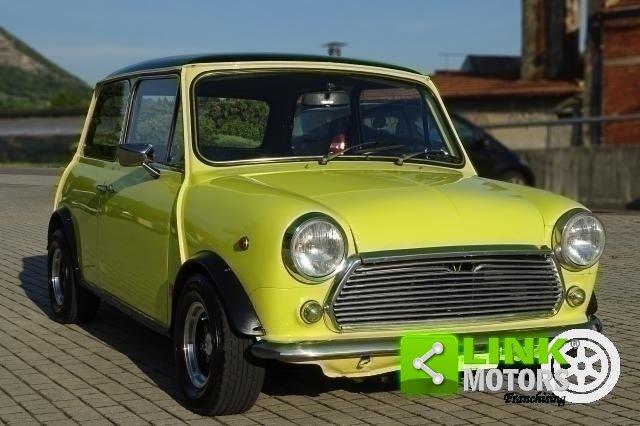 1971 Innocenti Mini MK3 1000 Allestimento COOPER For Sale (picture 1 of 6)