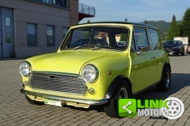 1971 Innocenti Mini MK3 1000 Allestimento COOPER For Sale (picture 2 of 6)