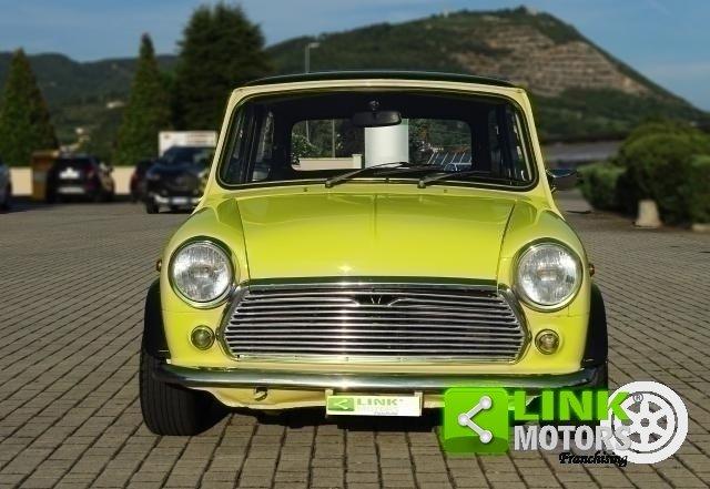 1971 Innocenti Mini MK3 1000 Allestimento COOPER For Sale (picture 3 of 6)