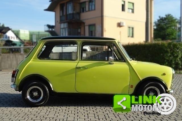 1971 Innocenti Mini MK3 1000 Allestimento COOPER For Sale (picture 4 of 6)
