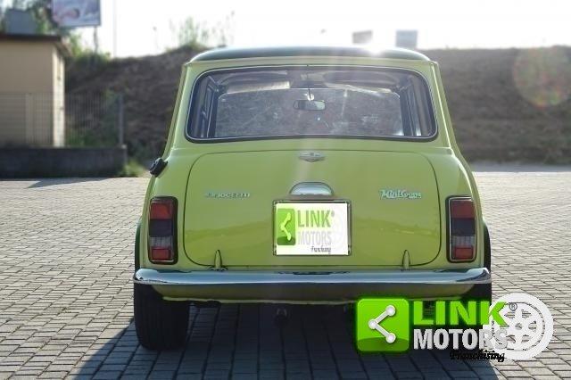 1971 Innocenti Mini MK3 1000 Allestimento COOPER For Sale (picture 5 of 6)