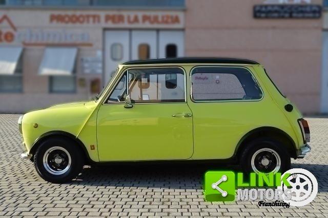 1971 Innocenti Mini MK3 1000 Allestimento COOPER For Sale (picture 6 of 6)