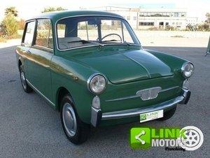 1965 Bianchina Panoramica ASI