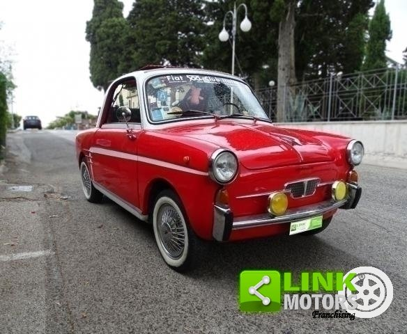 1962 Autobianchi Bianchina trasformabile For Sale (picture 1 of 6)