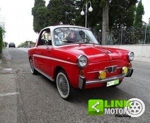 1962 Autobianchi Bianchina trasformabile For Sale