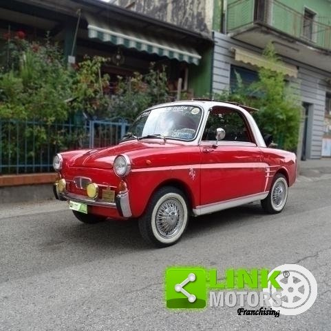 1962 Autobianchi Bianchina trasformabile For Sale (picture 2 of 6)
