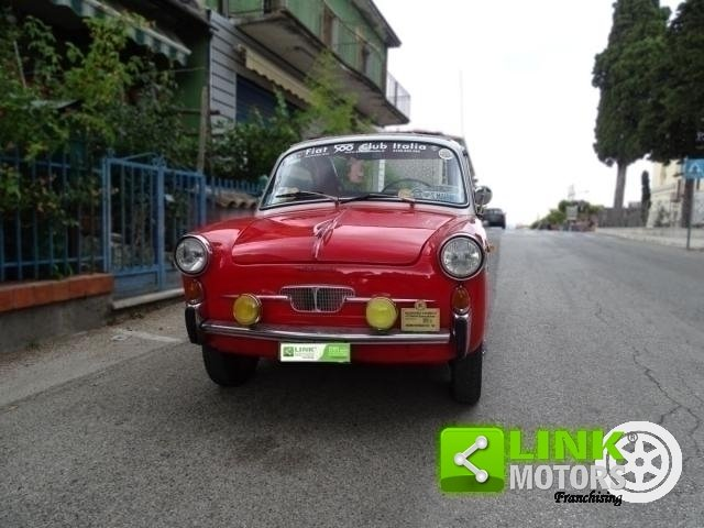 1962 Autobianchi Bianchina trasformabile For Sale (picture 3 of 6)