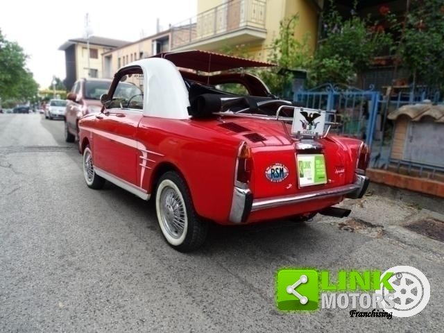 1962 Autobianchi Bianchina trasformabile For Sale (picture 6 of 6)
