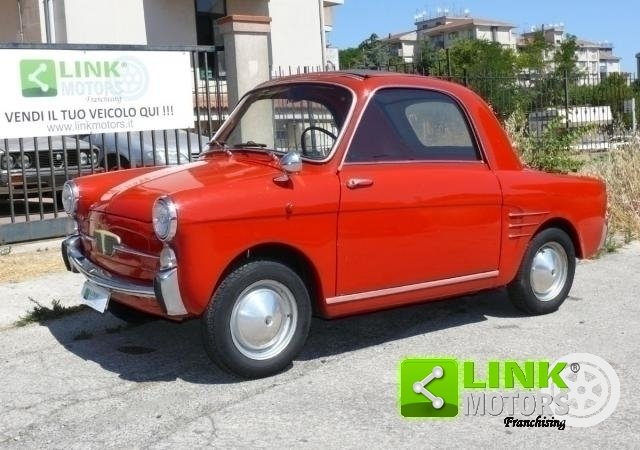 Autobianchi Bianchina Trasformabile 1962 For Sale (picture 1 of 6)
