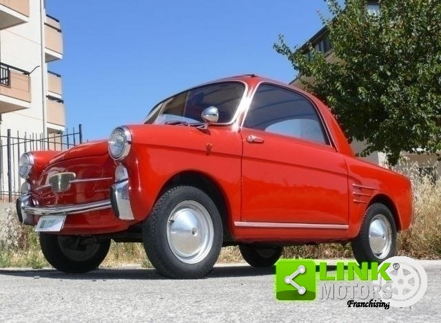 Autobianchi Bianchina Trasformabile 1962 For Sale (picture 2 of 6)