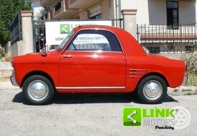 Autobianchi Bianchina Trasformabile 1962 For Sale (picture 3 of 6)
