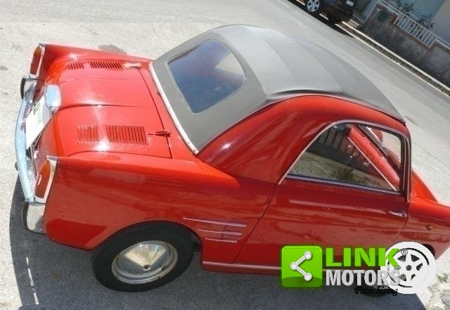 Autobianchi Bianchina Trasformabile 1962 For Sale (picture 5 of 6)