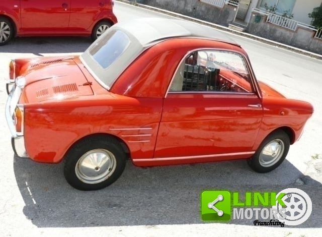 Autobianchi Bianchina Trasformabile 1962 For Sale (picture 6 of 6)