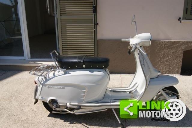 1967 INNOCENTI LAMBRETTA SPECIAL 150SX  RESTAURO TOTALE For Sale (picture 1 of 6)