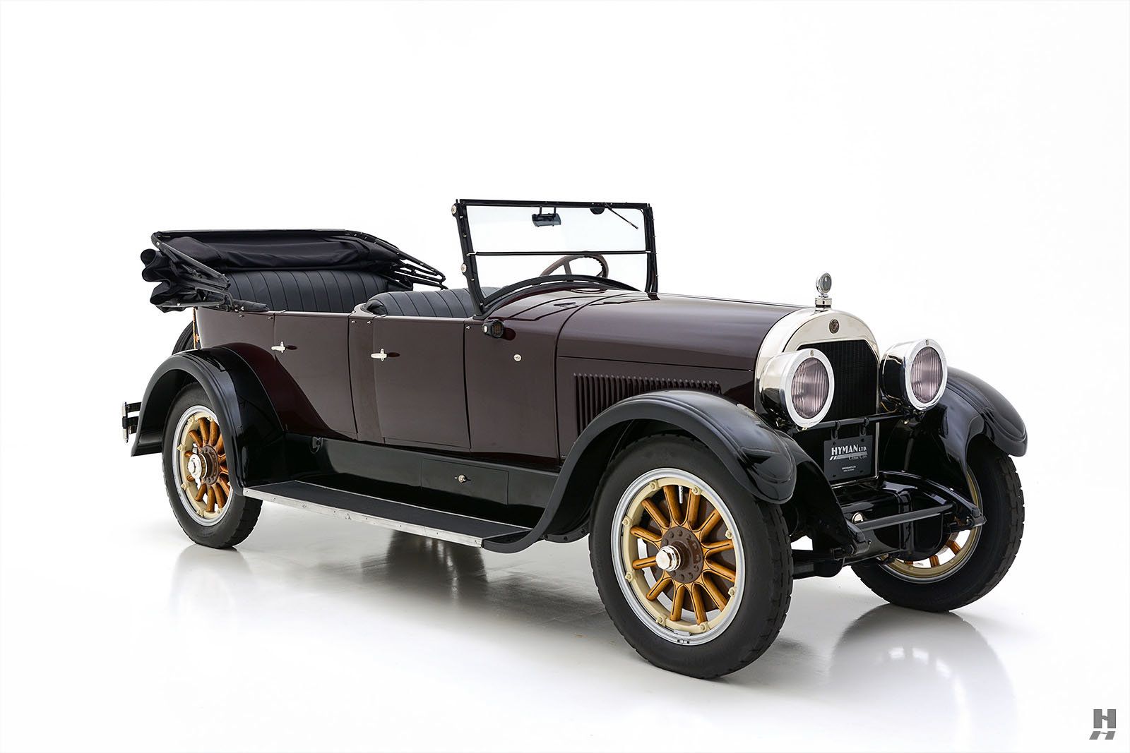 1925 Cadillac Type V63 Phaeton Convertible For Sale (picture 2 of 6)