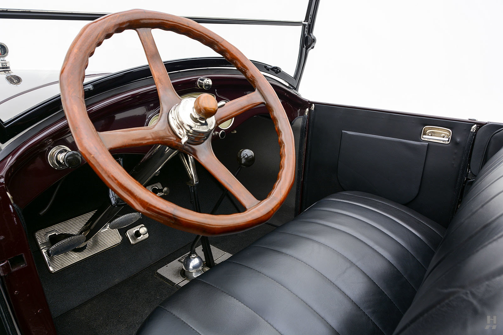 1925 Cadillac Type V63 Phaeton Convertible For Sale (picture 4 of 6)