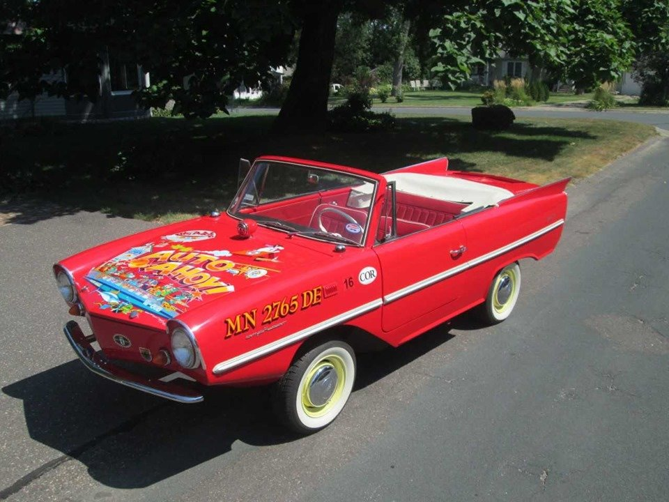 1967 Amphicar Model 770 (Stillwater, MN) $79,900 obo For Sale (picture 1 of 6)