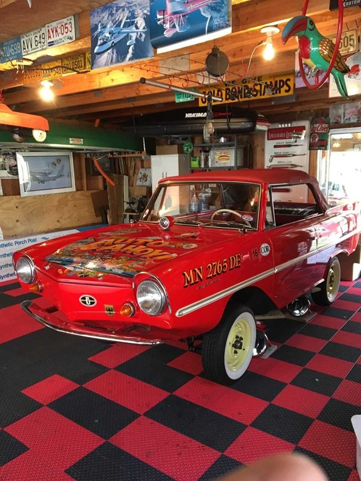 1967 Amphicar Model 770 (Stillwater, MN) $79,900 obo For Sale (picture 2 of 6)