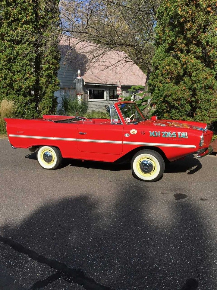1967 Amphicar Model 770 (Stillwater, MN) $79,900 obo For Sale (picture 6 of 6)