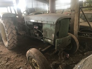 1968 1967 JOHN DEERE 710 FOR RESTORATION SOLD