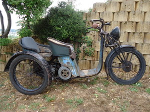 1930 Automouche 250cc Koehler Escoffier For Sale