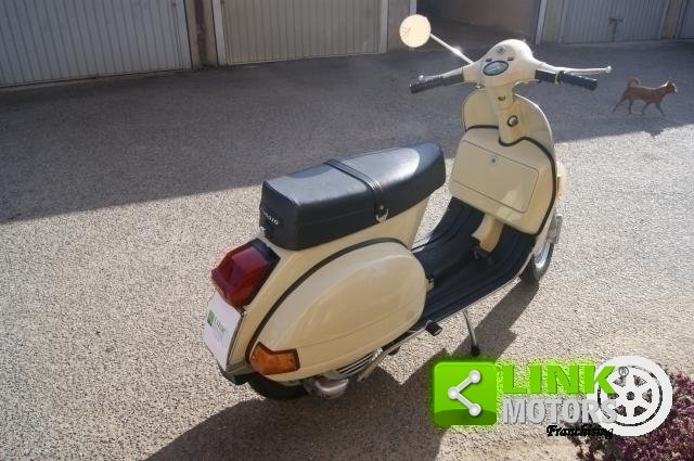 1981 vespa pe 200 miscelazione separata restauro totale For Sale (picture 3 of 6)
