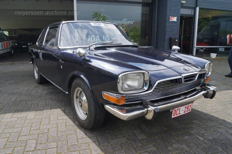 1968 GLAS 3000 For Sale by Auction (picture 1 of 6)