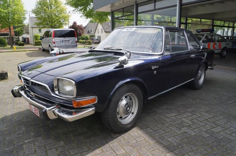 1968 GLAS 3000 For Sale by Auction (picture 2 of 6)