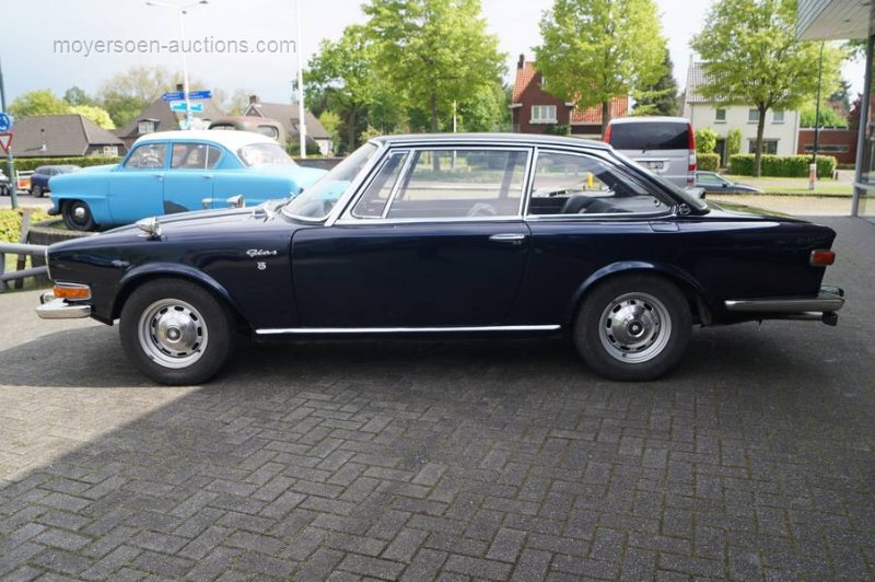 1968 GLAS 3000 For Sale by Auction (picture 3 of 6)