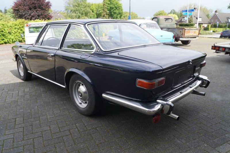 1968 GLAS 3000 For Sale by Auction (picture 4 of 6)