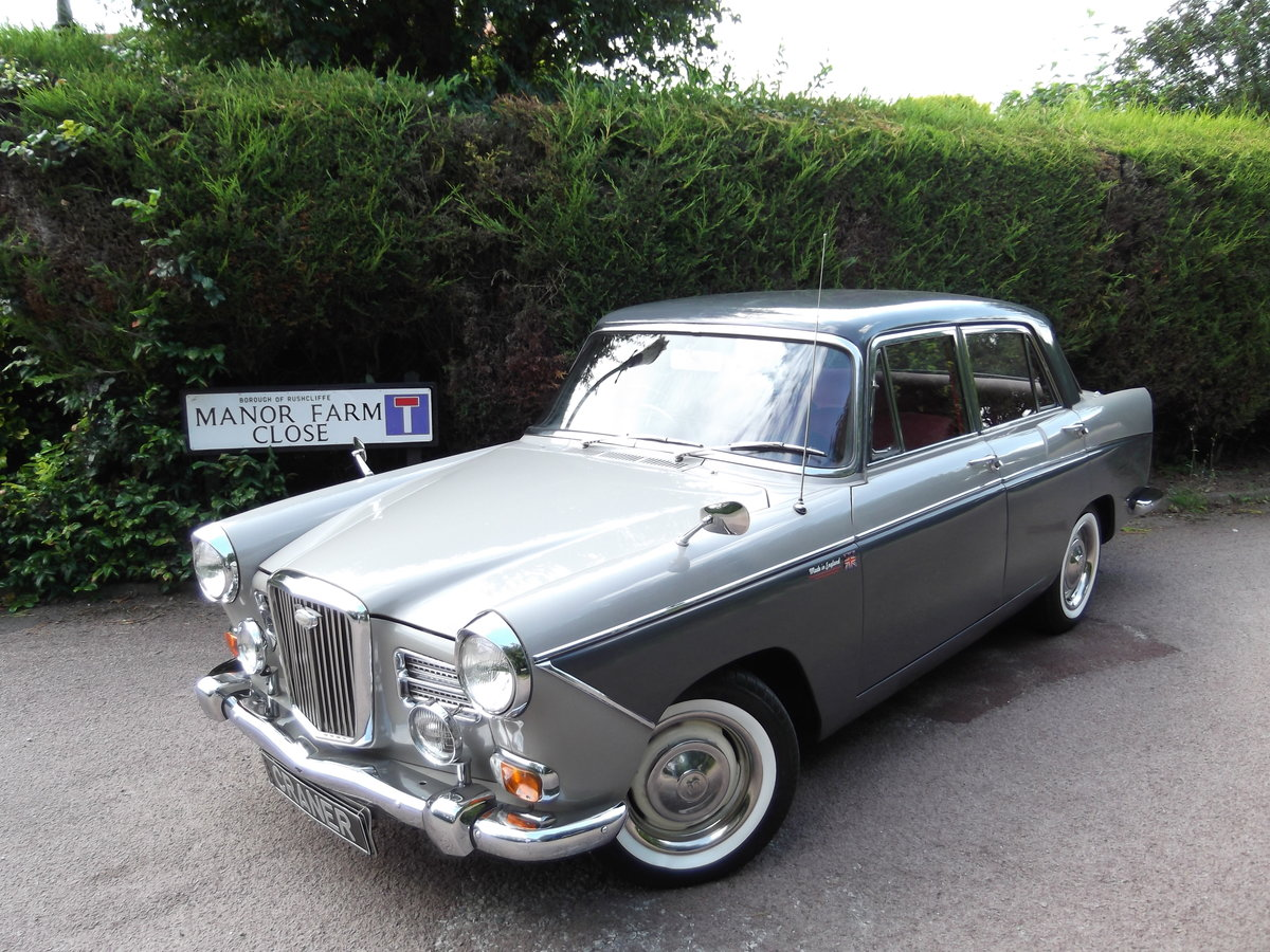 1967 Wolseley 1660 SOLD (picture 1 of 6)