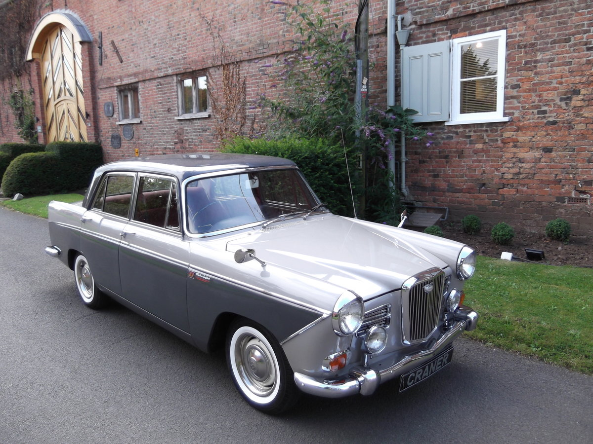 1967 Wolseley 1660 SOLD (picture 3 of 6)