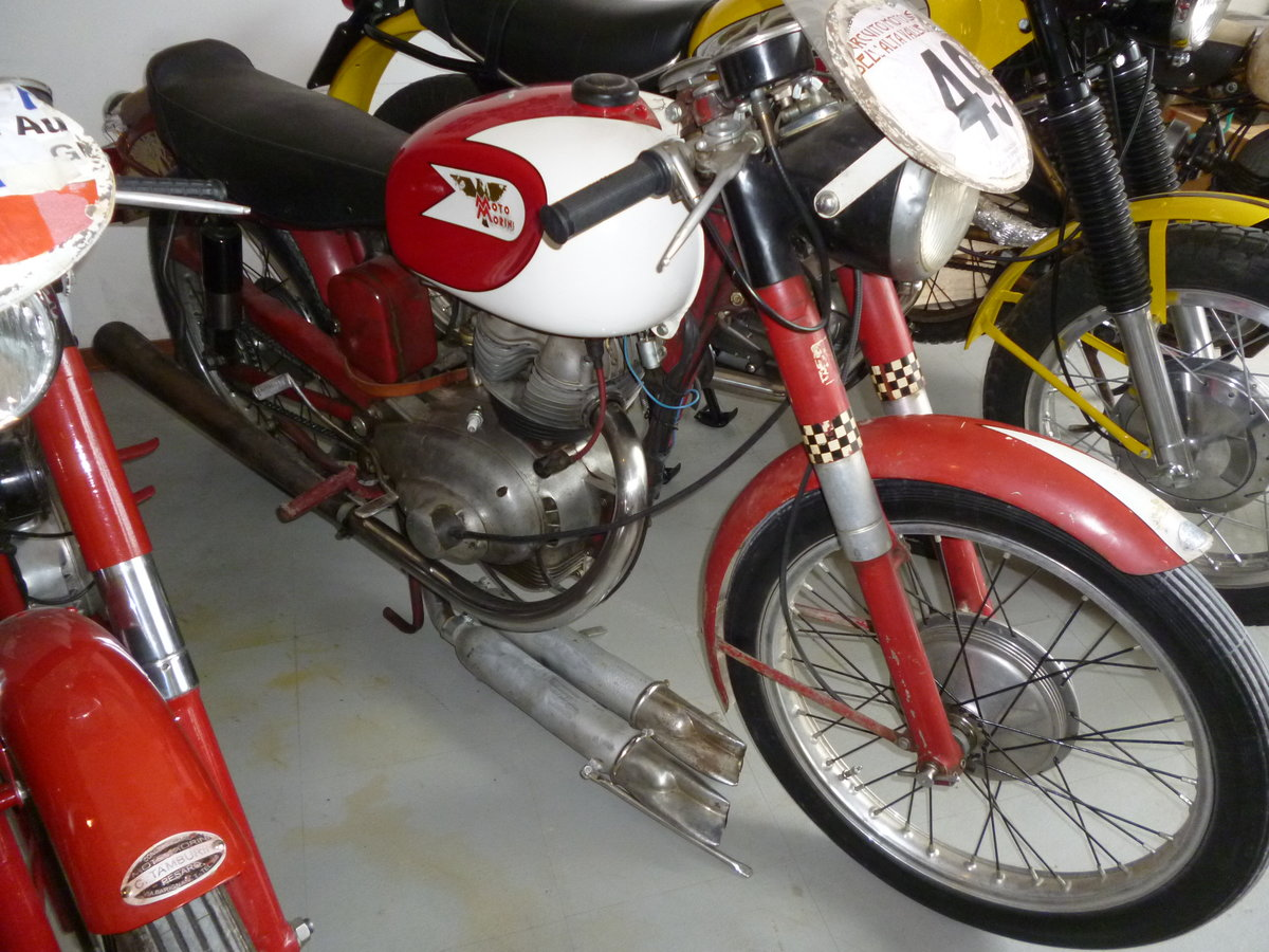1956 Morini 175 Settebello Moto Giro For Sale (picture 1 of 6)