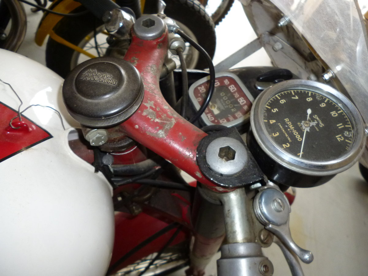 1956 Morini 175 Settebello Moto Giro For Sale (picture 5 of 6)