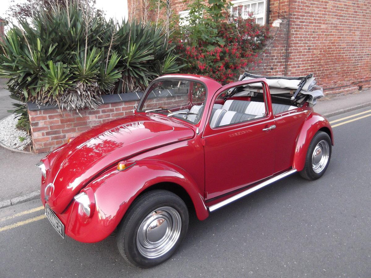 1971 Volkswagen Beetle For Sale (picture 1 of 6)
