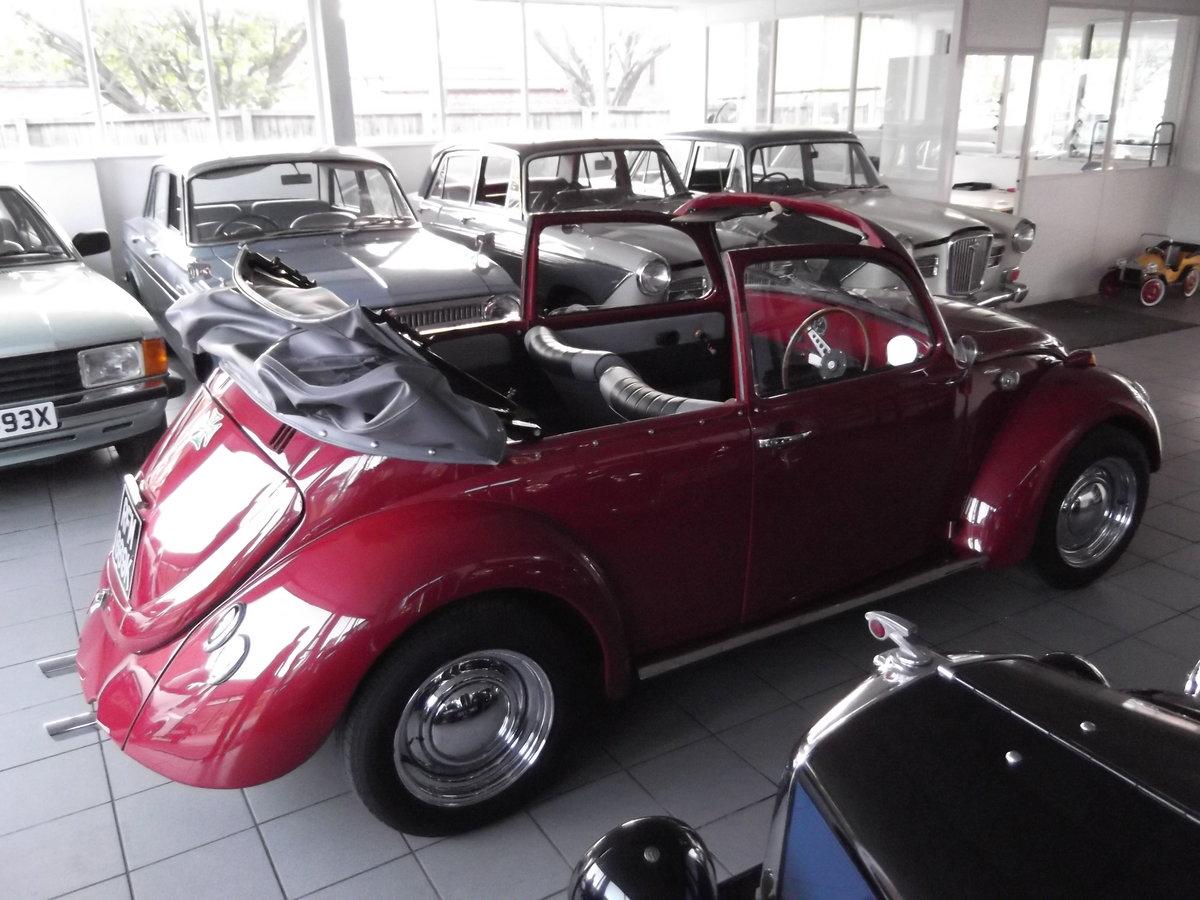 1971 Volkswagen Beetle For Sale (picture 6 of 6)
