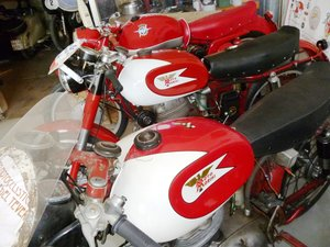 1957 Moto Morini 175 For Sale