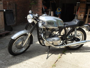 1957 Triton Cafe Racer Style (T100/Wideline) For Sale