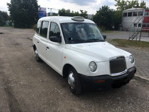 Black Cab British icon