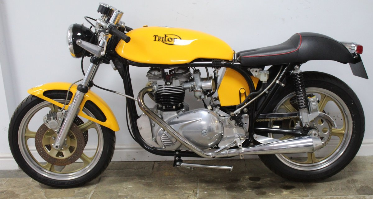 1970 Triton / Triumph Norton , Cafe Racer  For Sale (picture 5 of 6)