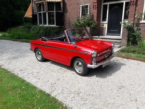 1965 Autobianchi bianchina cabriolet EDEN ROC 19,750 euro For Sale