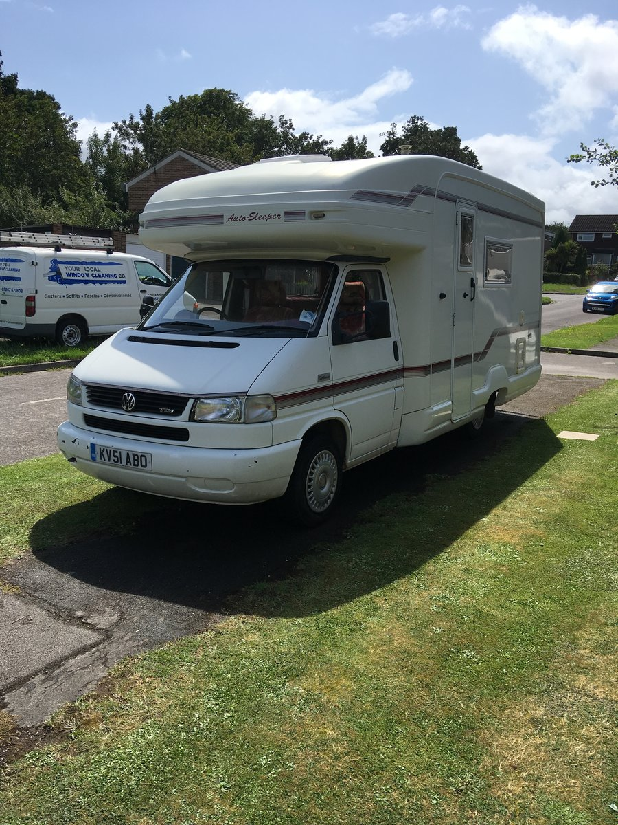 2001 Vw Sherborne auto sleeper For Sale (picture 1 of 6)